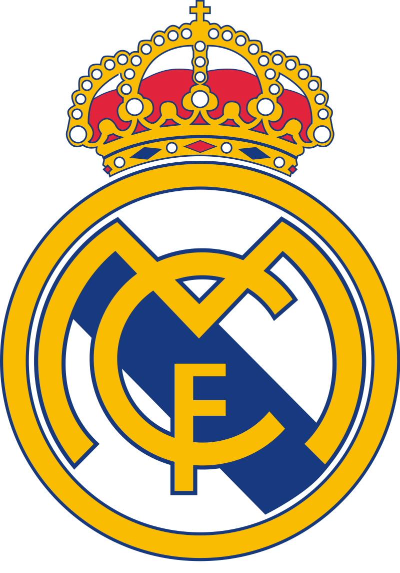 real madrid logo LaLiga